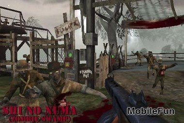 Call of Duty World at War Zombies 2 (Мировая война против зомби 2)