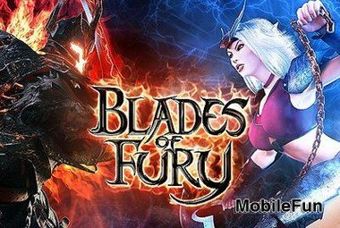 Blades of Fury (Лезвие Ярости)