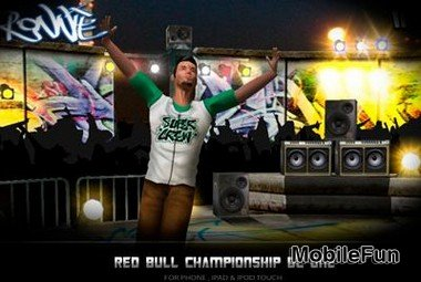 Champion Red Bull BC One (Чемпион брейк-данса)