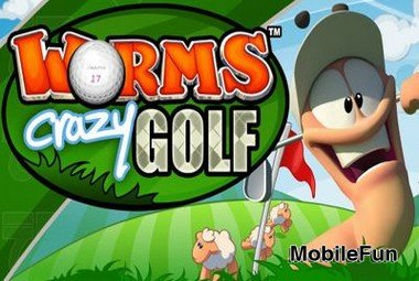 Worms Crazy Golf (Ошалелый гольф с Червячками)