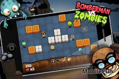 A Bomberman vs Zombies Premium (Бомбермэн против Зомби)