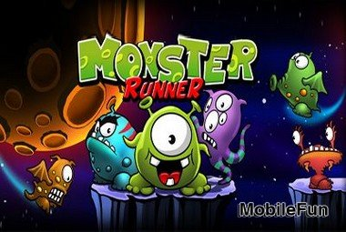Monster Runner (Монстр Бегун)