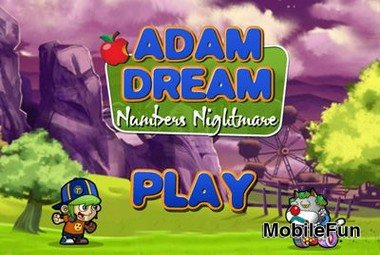 Adam Dream: Numbers Nightmare (Эдам Дрим: Кошмар Чисел)